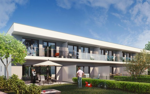 5 VILLAS CONTEMPORAINES SUR PLAN - 4 VILLAS DISPONIBLES!