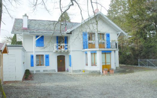 Villa individuelle de charme à Versoix