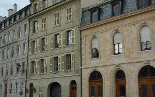L'une des adresses les plus prestigieuses de Genève