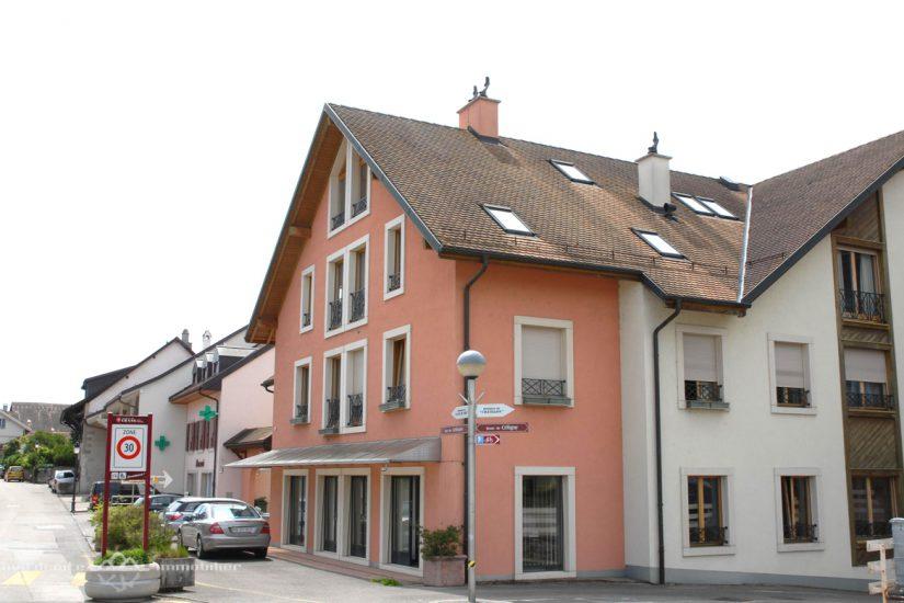 Belle surface de bureaux de 99m2 à Crans-Près-Céligny