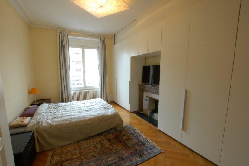 Splendide appartement de 7.5 pièces face au lac - LES QUAIS GENEVE