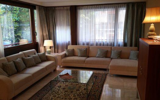 Très bel appartement meublé de 125m2 à Genève
