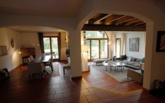 Grande villa individuelle de charme à Chêne-Bougeries