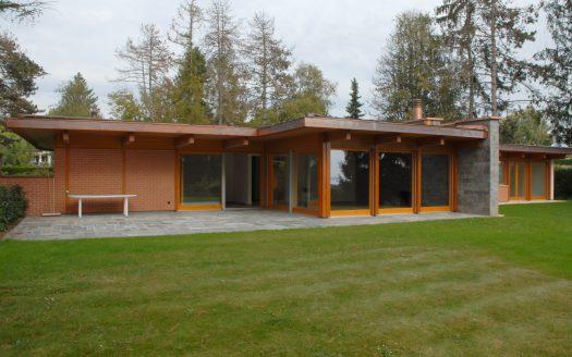 Superbe villa avec vue lac à Crans-Près-Céligny