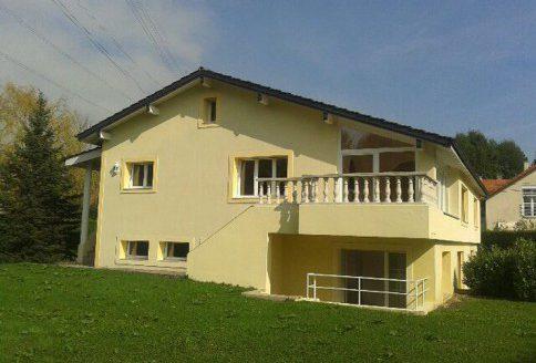 Grande villa individuelle à Founex