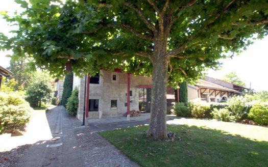 Superbe maison de village rénovée de 5.5pièces à Chancy