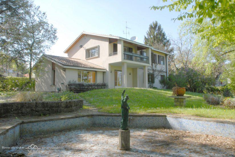 Grande villa individuelle à Chambésy