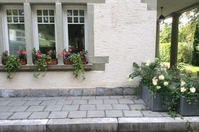 Beau duplex de 5.5 pièces en rez-de-jardin à Genthod