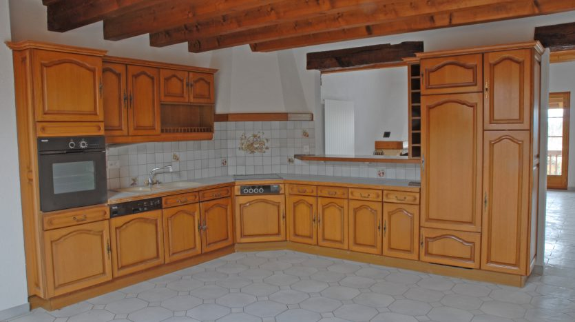 Appartement de 5 pièces + cuisine dans les combles à Chavannes-de-Bogis