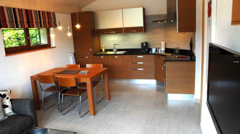Très jolie maison meublée à Bernex