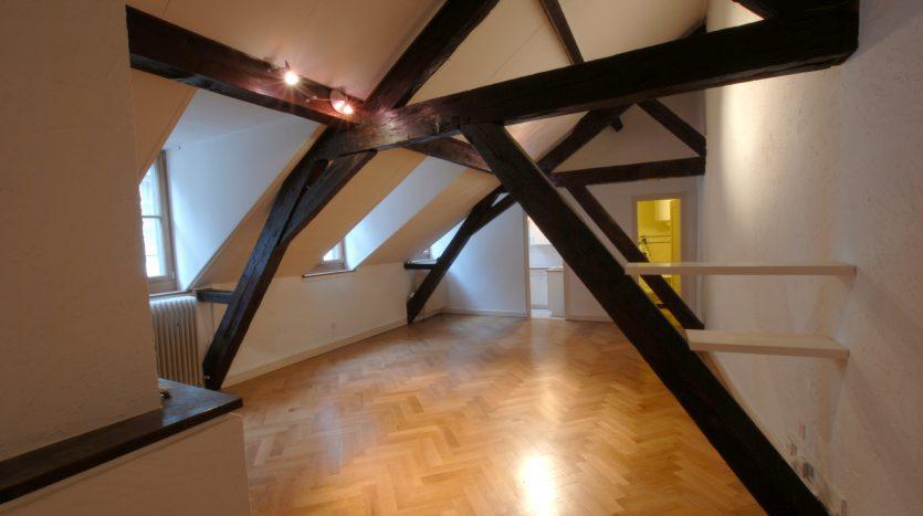 Studio avec cachet d'env. 45m2 en Vieille-Ville de Genève