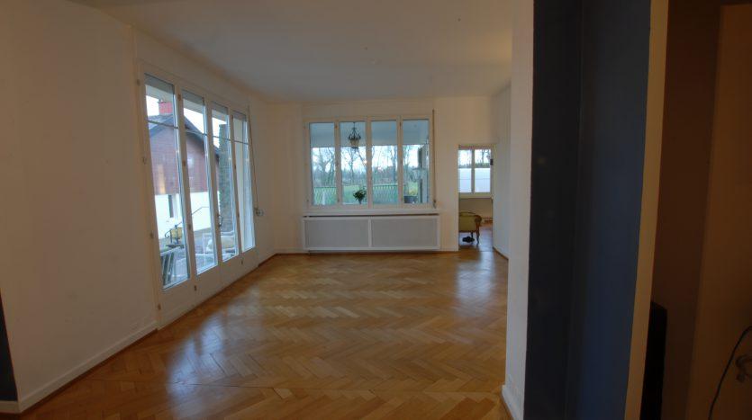 Grande villa individuelle de 6.5 pièces à Céligny - Un parfum d'Hollywood!