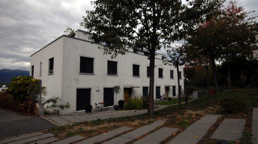 Grand duplex de 5 pièces en attique au Grand-Saconnex