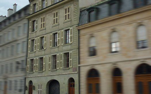 Appartement neuf de 4 pièces en Vieille-Ville de Genève