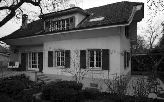 Villa individuelle de 8 pièces au Grand-Saconnex