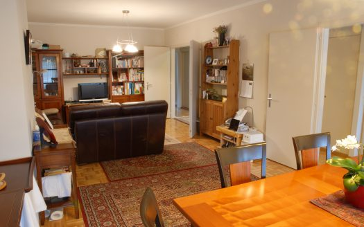 4.5 rooms furnished apartment in Petit-Saconnex