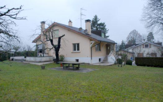Villa individuelle de 150m2 à Chambésy