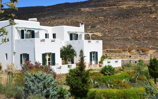 Grande villa individuelle de 230m2 sur l'Ile d'Amorgos en Grèce