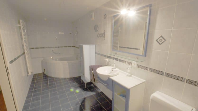5.5 rooms/2.5 baths semi-detached villa in Genthod