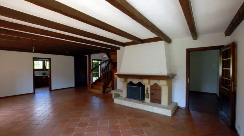 Comme à la campagne! Charmante villa individuelle de 200m2 à Chambésy