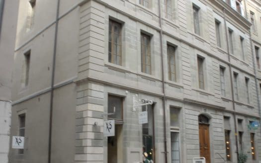 Cosy flat of approx. 35sqm in the heart of Geneva Old-Town