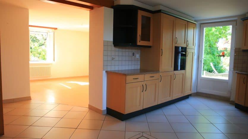 Appartement de 5 pièces en triplex à Bellevue