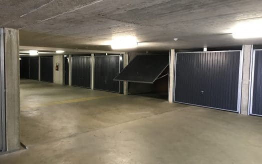 Box fermé au 1er sous-sol d'un parking souterrain au Grand-Saconnex