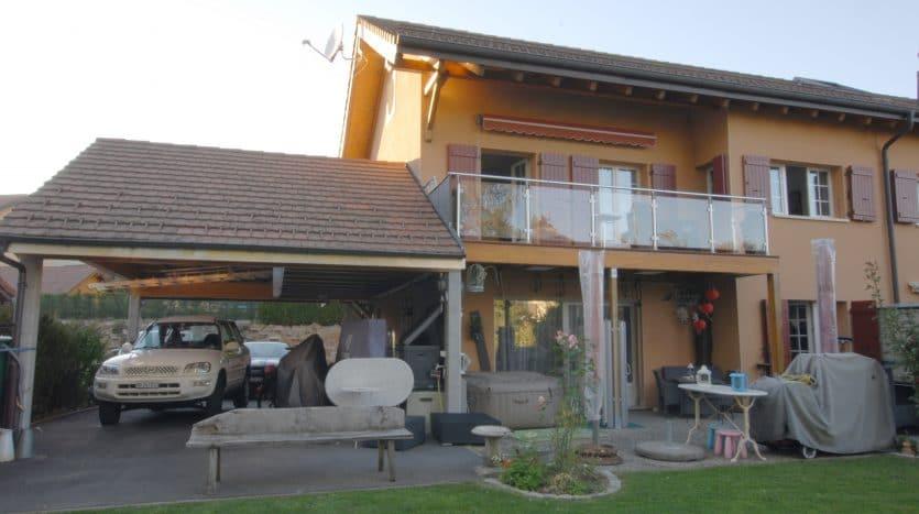 Villa jumelle de 110m2 à Bassins