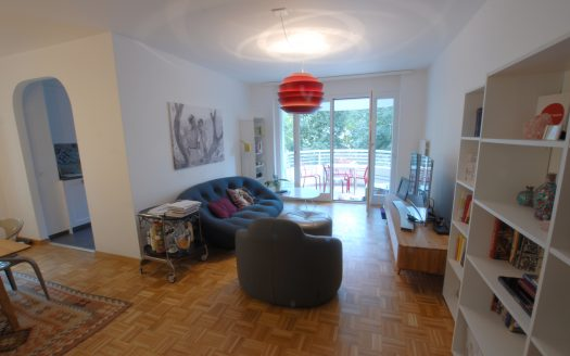 5 rooms apartment of 125sqm in Grand-Saconnex