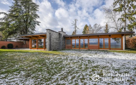 Superbe villa de 205m2 avec vue lac à Crans-Près-Céligny
