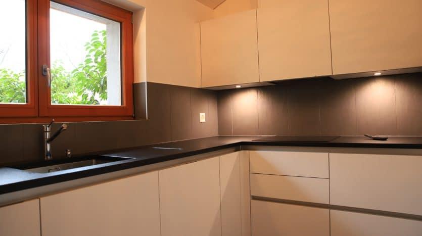 Triplex de 4 pièces + cuisine de 105m2 au Petit-Saconnex
