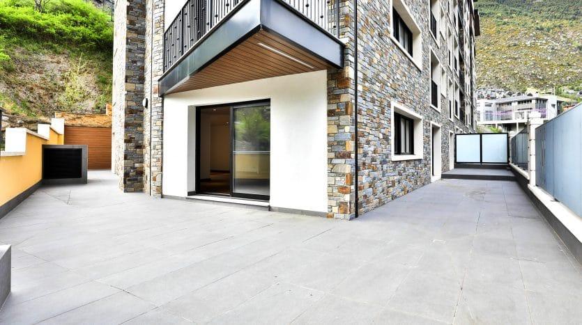 Immeuble neuf de haut standing - Principauté d'Andorre