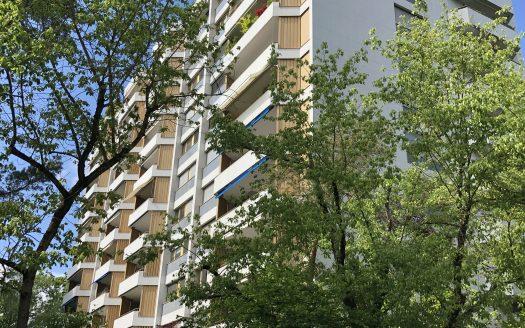 Bel appartement de 3.5 pièces d'env. 105m2 avec balcon-loggia à Genève