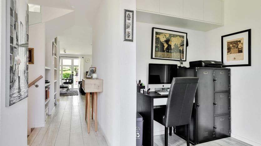 Villa individuelle récente de 7 pièces à Genthod