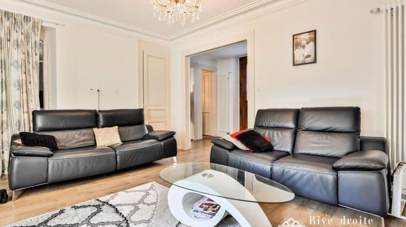 Villa individuelle de charme de 7 pièces à Versoix