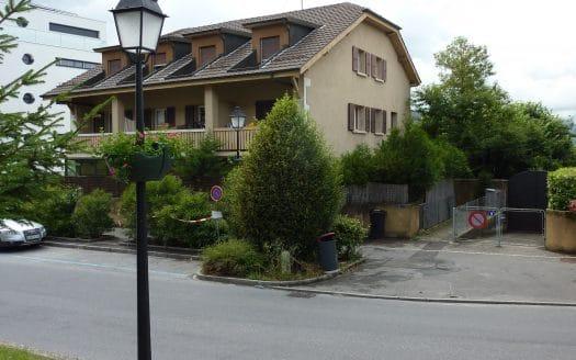 Appartement de 2 pièces avec jardin au Grand-Saconnex