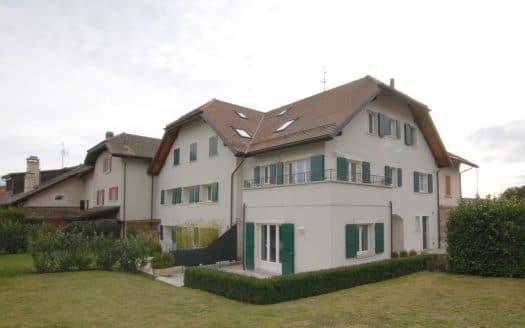 Duplex de 3 pièces + cuisine d'env. 95m2 à La Rippe