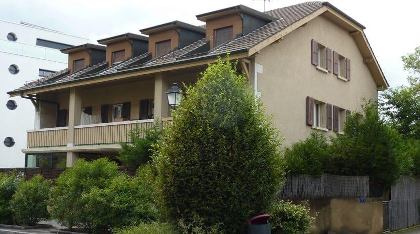 Appartement de 3 pièces d'env. 80m2 au Grand-Saconnex