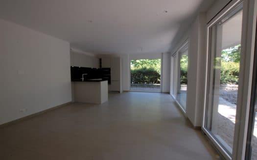 Appartement neuf de standing d'env. 110m2 avec jardin à Bellevue