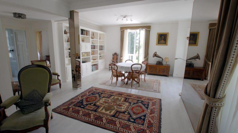 Beau 3 pièces meublé dans charmante maison genevoise