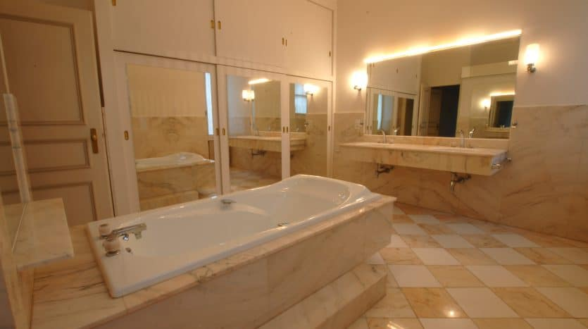 Grand appartement de prestige de 300m2 à Champel