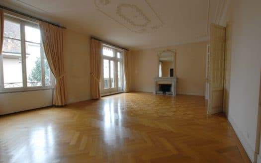 Grand appartement de prestige de 300m2 à Champel