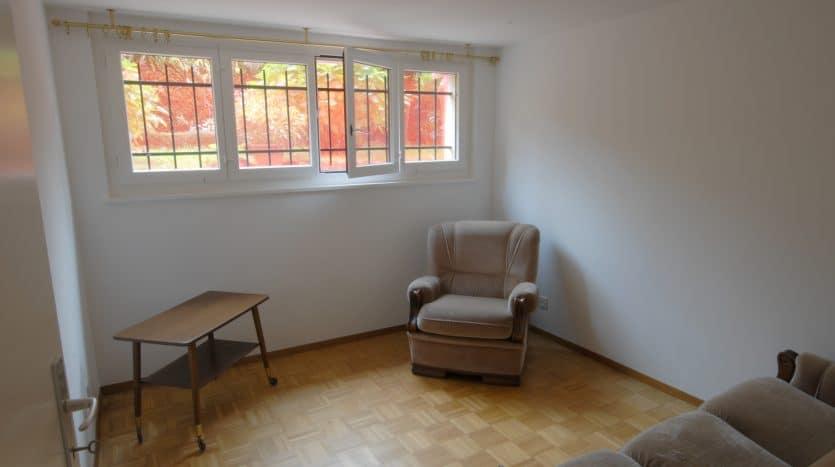 Appartement meublé de 3 pièces d'env. 40m2 à Chambésy
