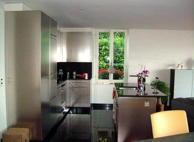 Spacieux et lumineux appartement de 2.5p d'env. 70m2 à Buchillon