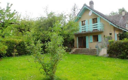 Charmante villa semi-détachée de 105m2 à Chambésy