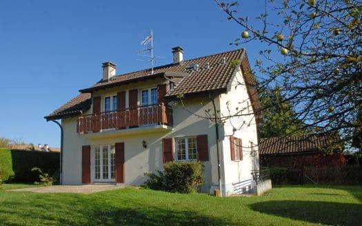Villa individuelle D 5 pièces de 155m2 à Collex-Bossy