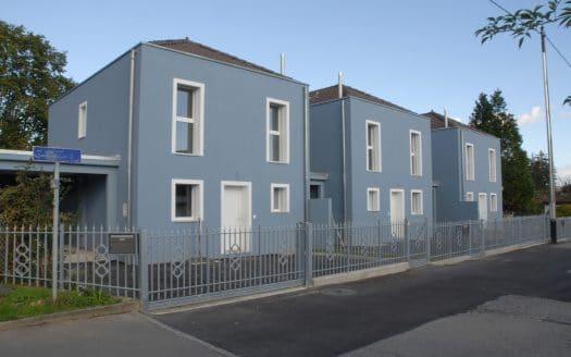 Villa récente de 126m2 + sous-sol à Meyrin