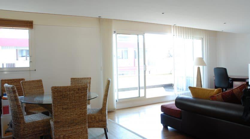 Beau duplex meublé de 4.5 pièces d'env. 145m2 - Genève Rive droite