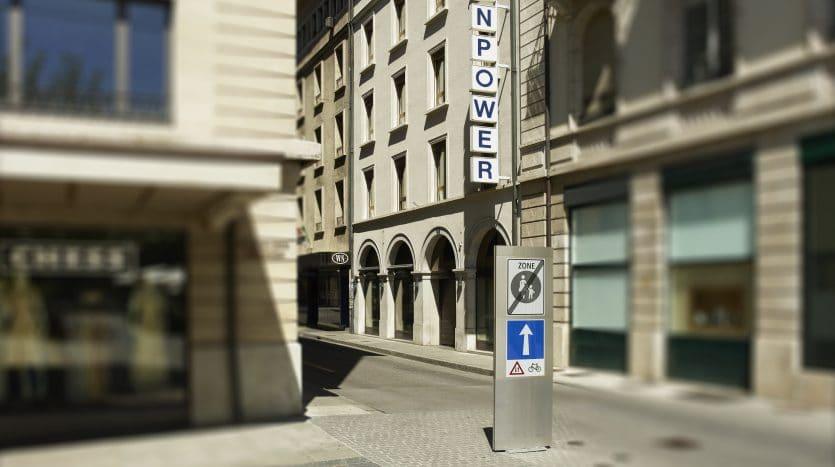Immeuble administratif d'env. 1250m2 + sous-sol