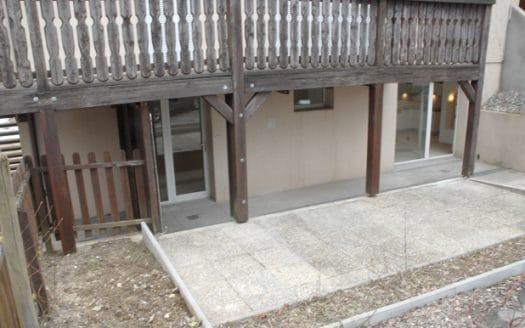 Bel appartement de 3 pièces avec terrasse à Chambésy